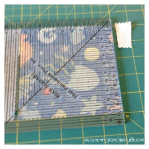 Cut - Final -Window Pane Quilt
