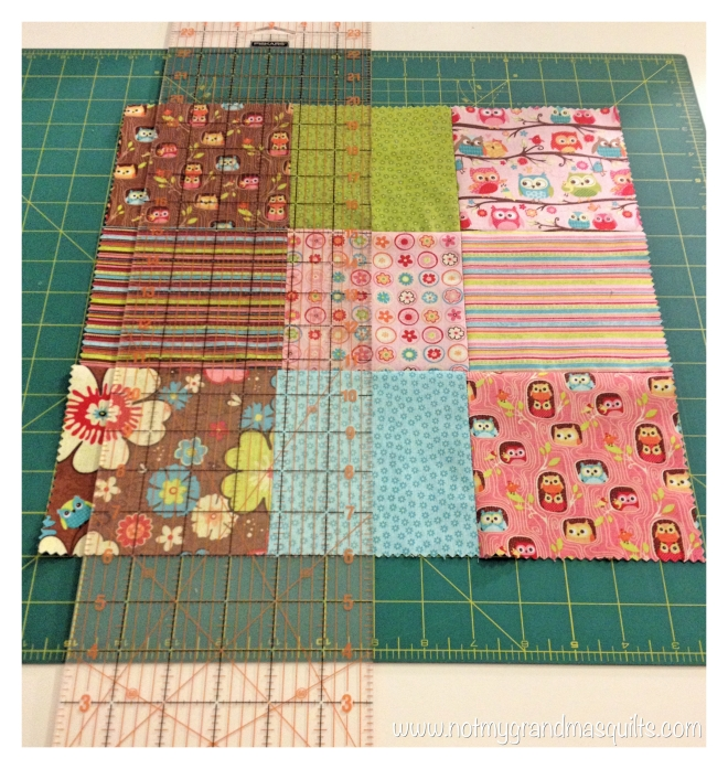 9-Patch PreCut with Ruler